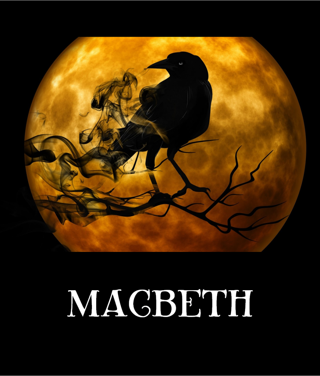 Macbeth mock poster